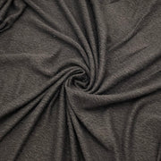 Dark Chocolate - TENCEL Lyocell Knit - Cool Brown - 1/2 Meter