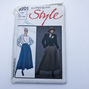 Sewing Pattern - Women - Alfred Sung - Style 4891