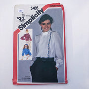 Sewing Pattern - Women - Simplicity 5485