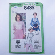Sewing Pattern - Women - Simplicity 8482