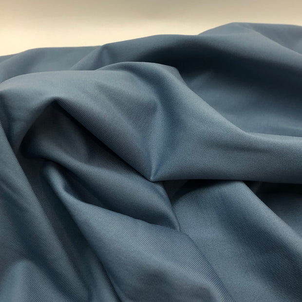 Recycled Polyester Spandex - Muted Topaz - Blue - Bundles