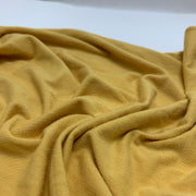 Sun Tanning - Bamboo/Cotton Stretch Jersey - Knit - Yellow - 0.66M Bundle