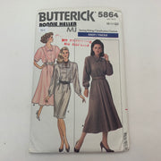 Sewing Pattern Butterick 5864