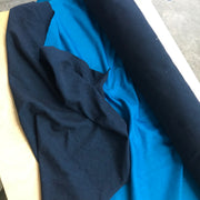 2 Tone Bluesy blues - Sport Jersey - 1/2 meter - FABCYCLE shop