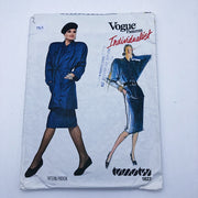 Sewing Pattern - Women - Tamotsu - Vogue 1823