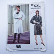 Sewing Pattern - Women - Adri - Vogue 1284