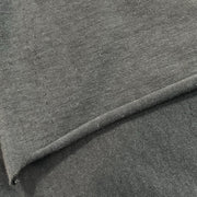 King Arthur's Stone - Bamboo Cotton Jersey Knit - Grey - 1/2 Meter