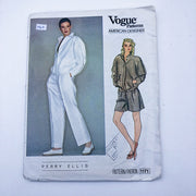 Sewing Pattern - Women - Perry Ellis - Vogue 1171