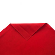 Campfire Red - Cotton Blend Woven - Bright Red - 1/2 Meter