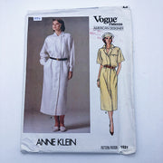 Sewing Pattern - Women - Anne Klein - Vogue 1531