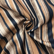 Modern Stripes - Home Signature - Woven Upholstery - 1/2 Meter