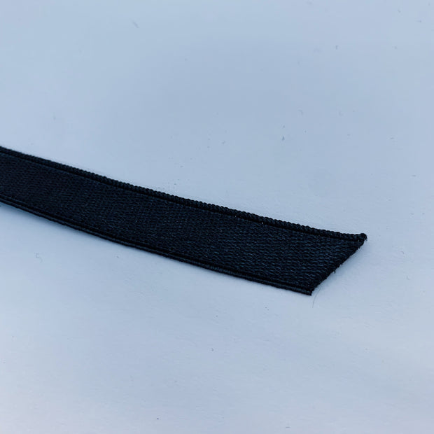 "Durable Strap - Stretch - 1/2"" - Black"