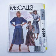 Sewing Pattern - Women - McCall's 9399