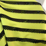 Electric Lemon Emo - Knit - 1/2 Meter