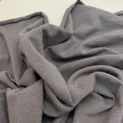 Cloudy Weather - Bamboo/Cotton Stretch Jersey - Grey - 1/2 Meter