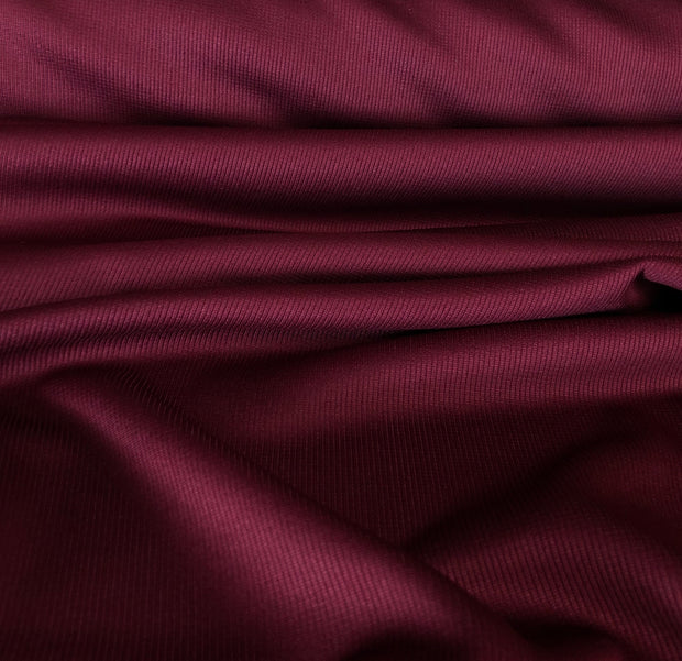 ProMesh Sport Jersey- Glossy Burgandy-ish- 1/2 meter - FABCYCLE shop