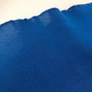 Blue Ribbing- Knit- 1/2 Meter