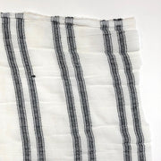 Tire Tracks - Rayon Woven - Black / White - Bundles