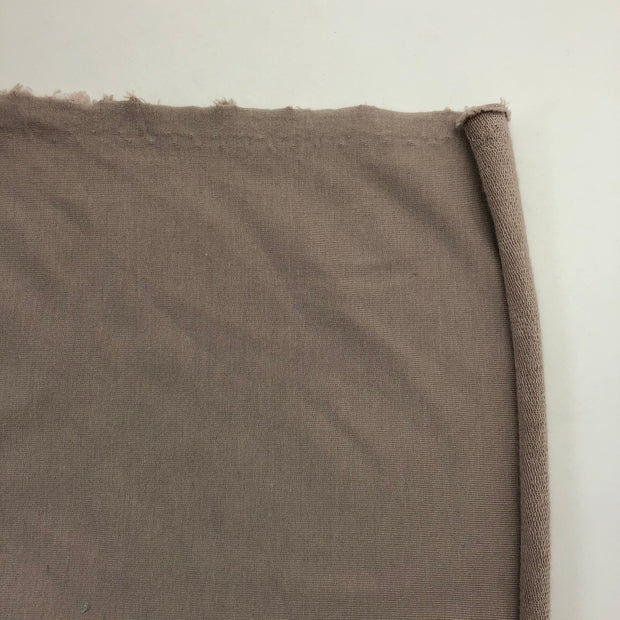 Bougie Pate - Bamboo Terry Knit - Taupe - 1/2 Meter