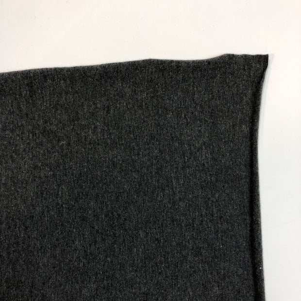 Comfort Grey - Bamboo Cotton Stretch Jersey Knit - Grey - 1/2 Meter