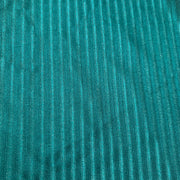 Kelpy Waves - Synthetic Knit - Green - 1/2 Meter