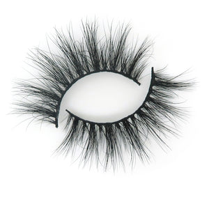 3D mink lashes - Makeupandspark