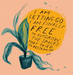 I Am Finally Free to Outgrow the Spaces That Tried to Restrain Me