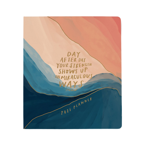 MHN 2021 Day by Day Planner - Garden24
