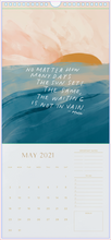 Load image into Gallery viewer, [Pre-Order] 2021 MHN Wall Calendar