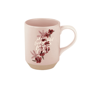 "Mom ""Ever Grateful"" Stoneware Mug - Garden24"