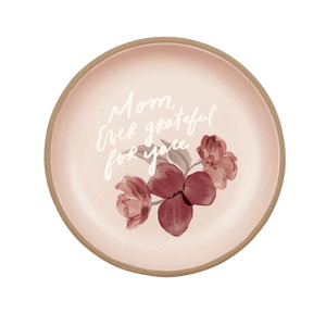 "Load image into Gallery viewer, Mom ""Ever Grateful"" Stoneware Tray - Garden24"