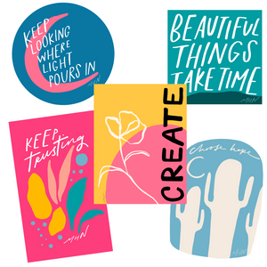 Sticker Bundle - May 2020 Edition - Garden24