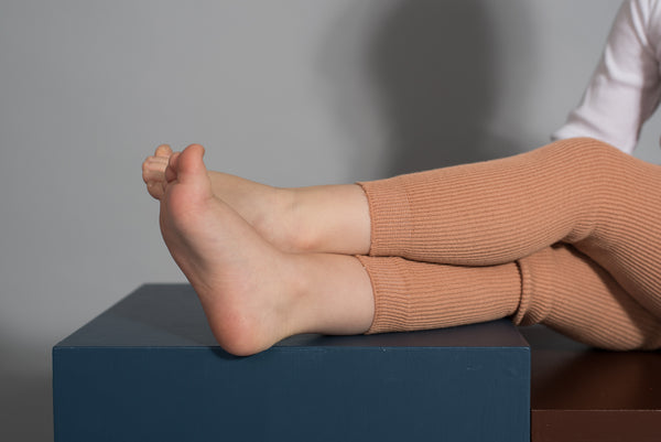 Footless Tights by Silly Silas