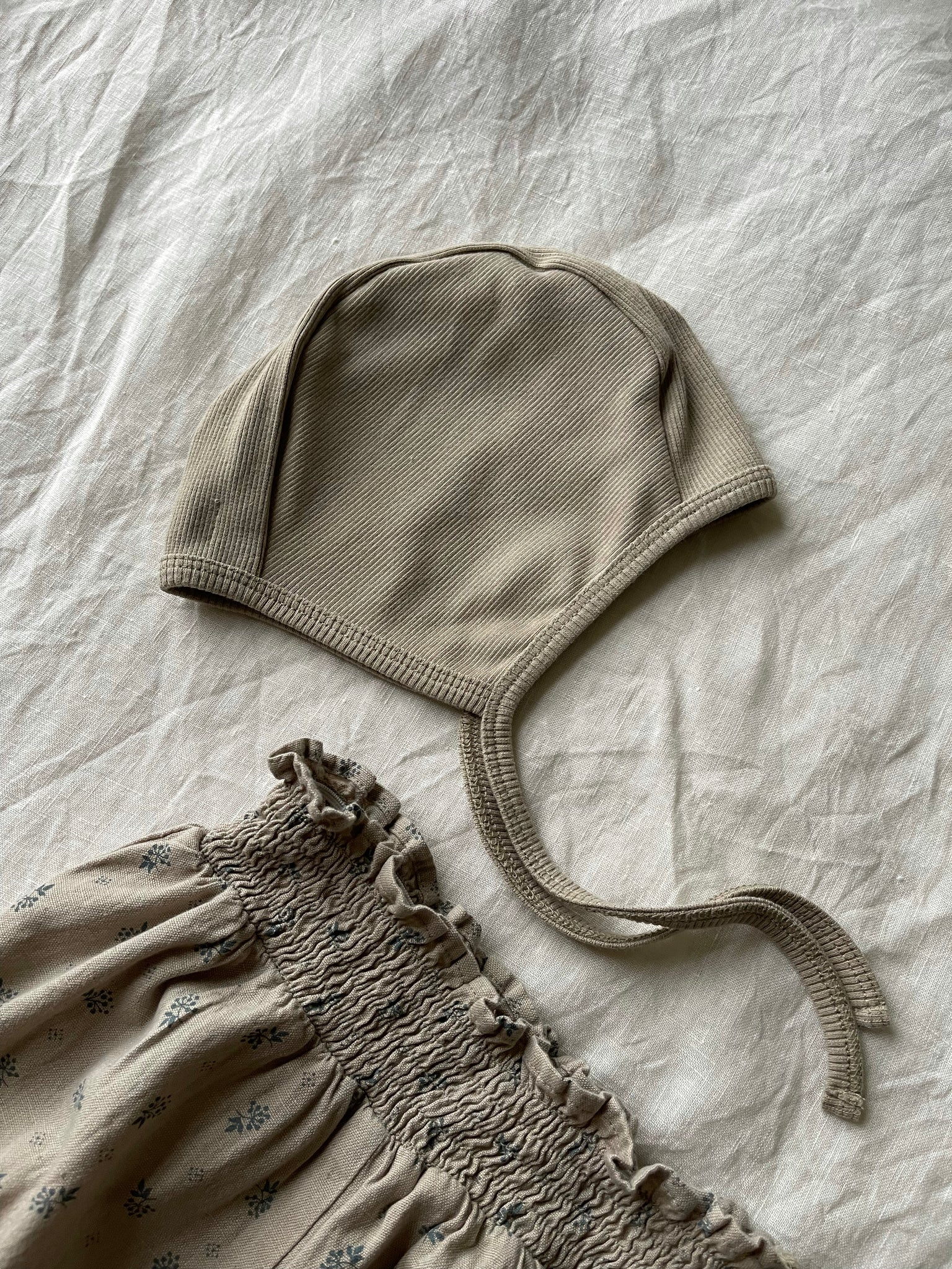 Linen Hattie Blouse by Luralu