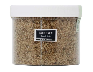 Chef Jar - Jacobsen Black Garlic Salt - 17oz