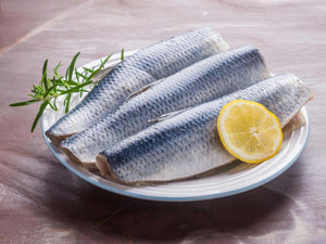 Pacific Herring Fillet- 1# Frozen