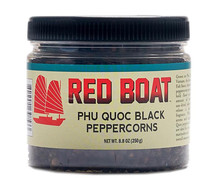 Red Boat Black Peppercorns - 8.8oz