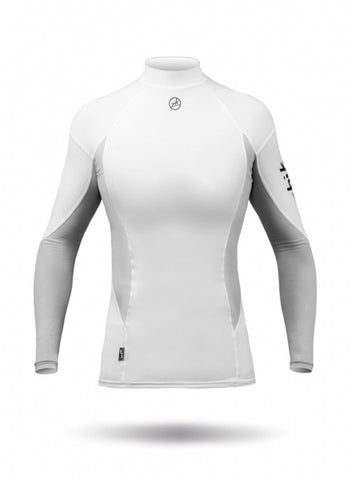 Women's Spandex Long Sleeve Top - Zhik