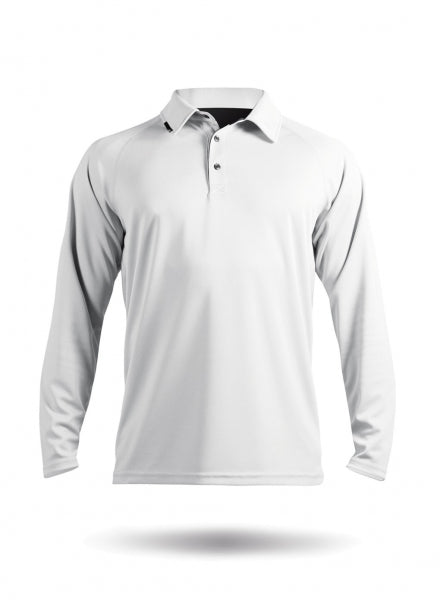 c508b6363 Men's ZhikDry Long Sleeve Polo