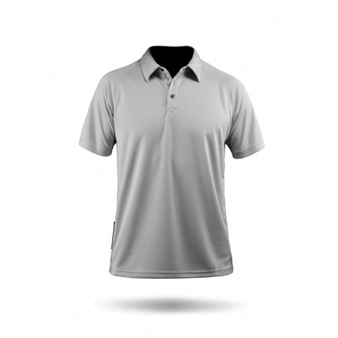 Men'S ZhikDry Short Sleeve Polo - Zhik