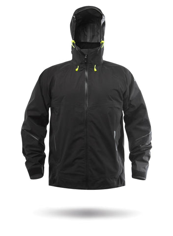 Mens Black Aroshell Jacket - Zhik