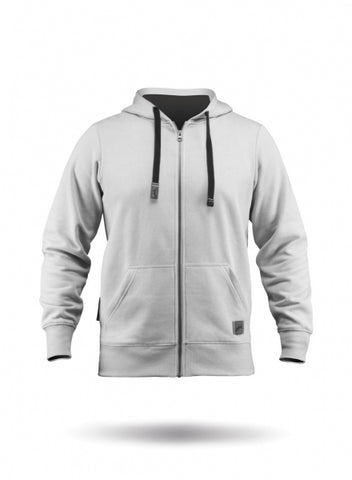 Men's Fleece Full Zip Hoodie - Zhik