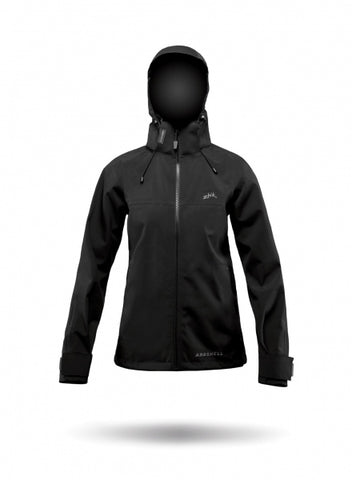 Women's Aroshell Jacket black - Zhik