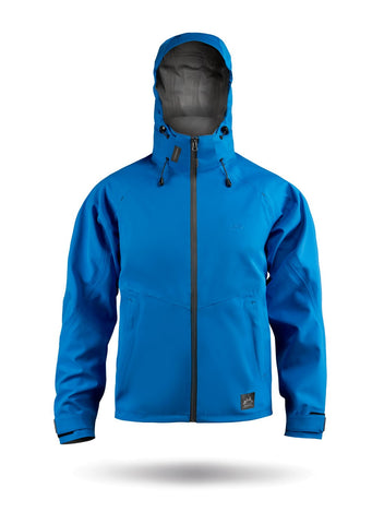 Mens Cyan Aroshell Jacket - Zhik