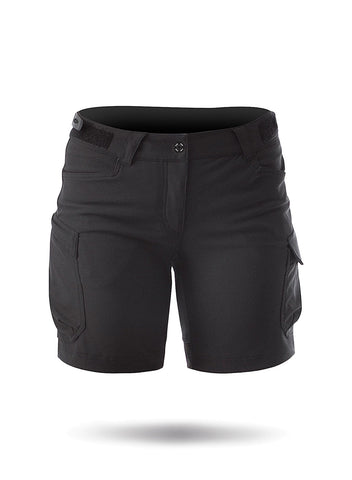 Ladies Deck Shorts  20 black - Zhik