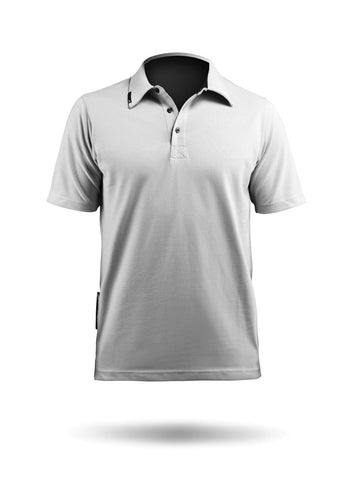 Mens Poly cotton polo - Zhik