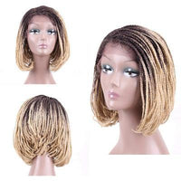 (✨Clear Inventory)10 INCH Short Braid Wig For Black Women