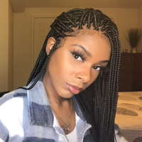 The BEST Braided Wig| Neat And Sleek