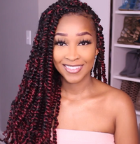 HOT SALE-2020 Natual Braid Wig