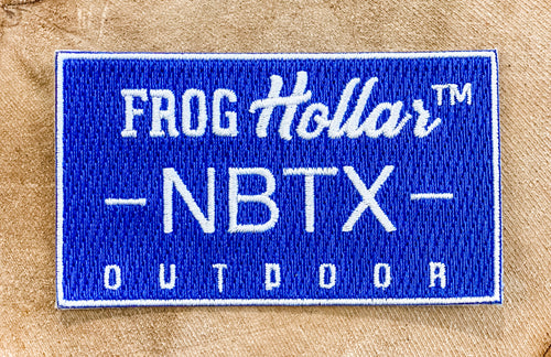 Blue NBTX Patch